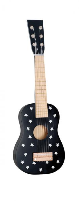 Guitare noire