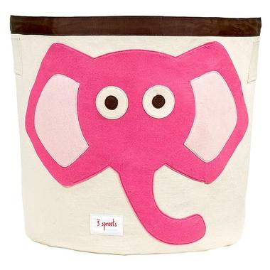 3Sprouts_Storage_Bin_Pink_Elephant_96cb17e0-8e36-4177-9bdd-9ef34098e500_1024x1024@2x