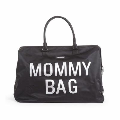 MOMMY BAG LARGE NOIR