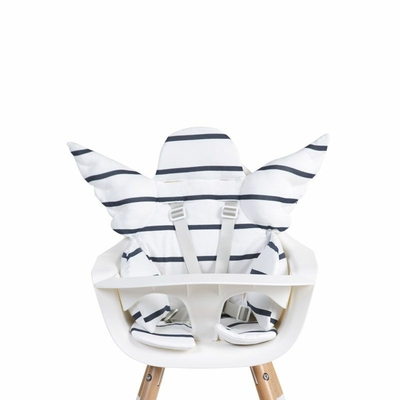 COUSSIN DE CHAISE ANGE UNIVERSEL JERSEY MARIN