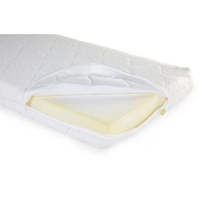 HEAVENLY SAFE SLEEPER BEDSIDE CRIB MATELAS 92x52x7cm