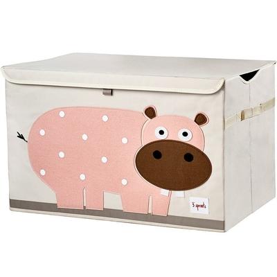 Coffre à jouets Hippo