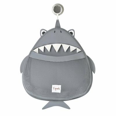 Rangement filet pour le bain Requin