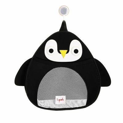 Rangement filet pour le bain Pingouin