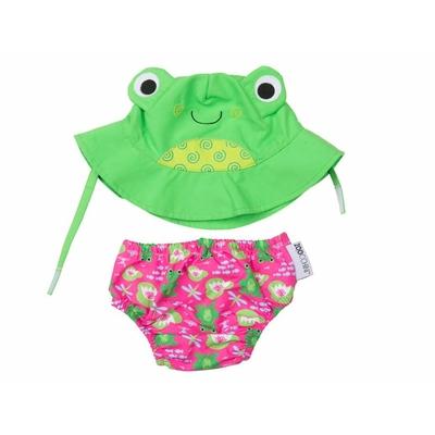 Maillot & chapeau grenouille