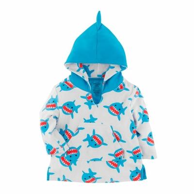 Poncho Sherman le requin