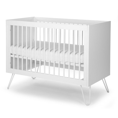 IRONWOOD WHITE LIT CAGE 60x120