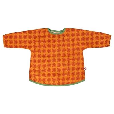 Tablier orange