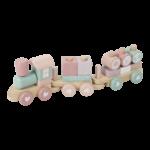4416 - wooden train - adventure pink