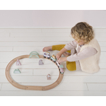 4422 - wooden train track - pink 5