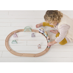 4422 - wooden train track - pink 6