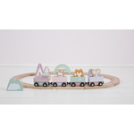 4422 - wooden train track - pink 10