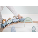4423 - wooden train track - blue 2