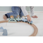 4423 - wooden train track - blue 3