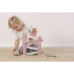 4374 wooden race track - pink 1
