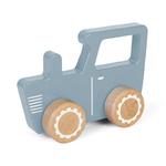4377 wooden tractor - 1