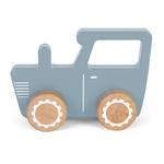 4377 wooden tractor - 2