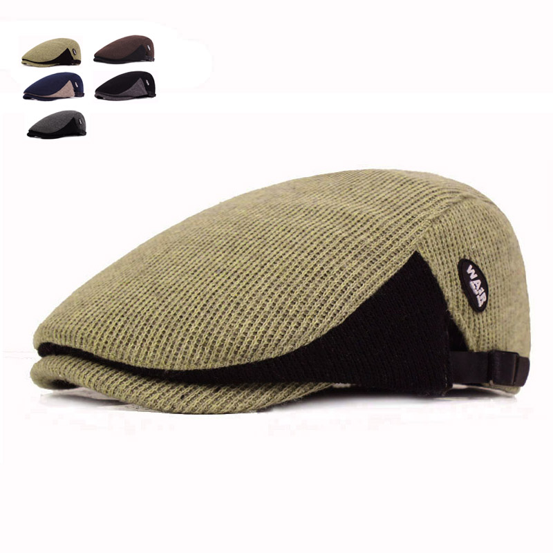 Berets Caps For Men Women