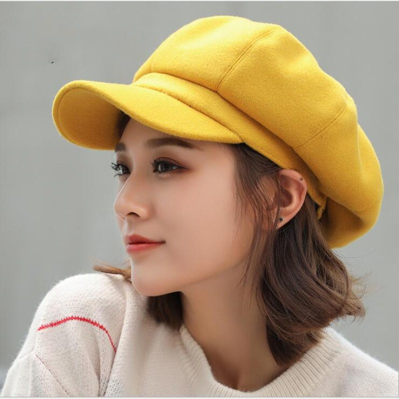 Beret  Winter Octagonal