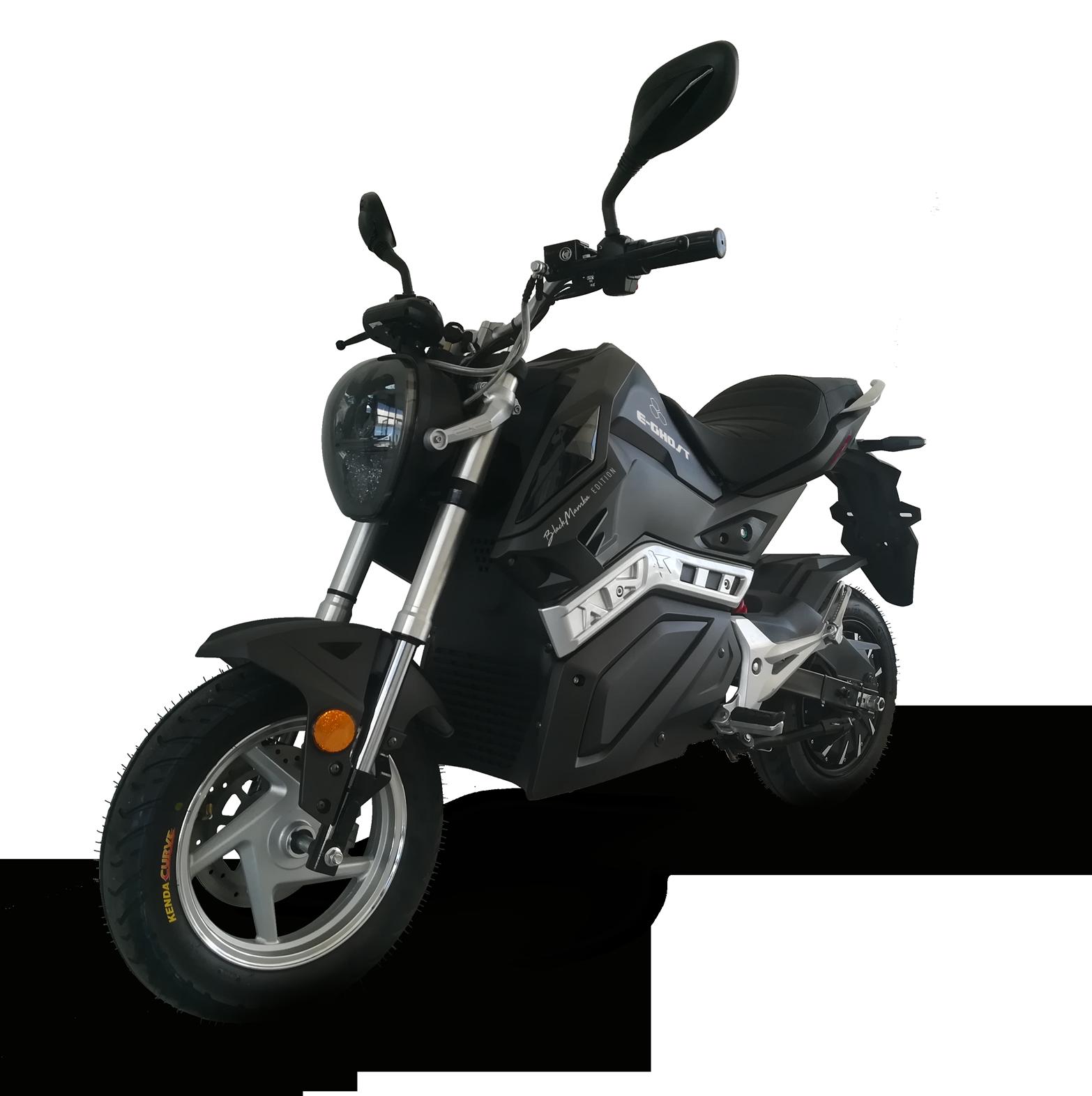 Moto électrique E Ghost 125