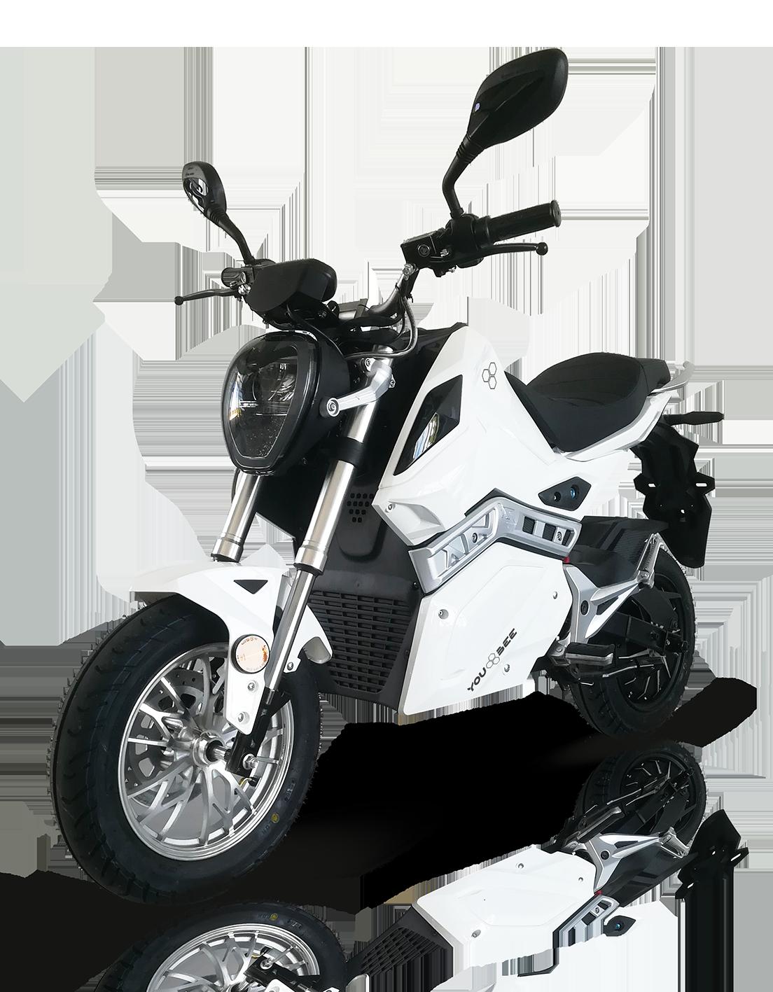 Moto électrique E Ghost 50