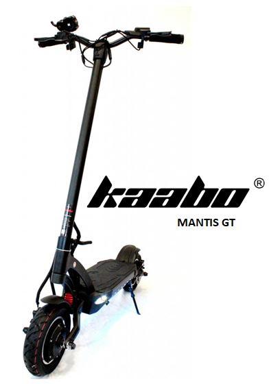 Trottinette électrique Kaabo Mantis GT