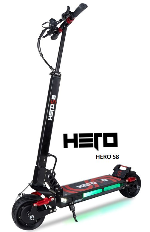 Hero S8 - 13Ah