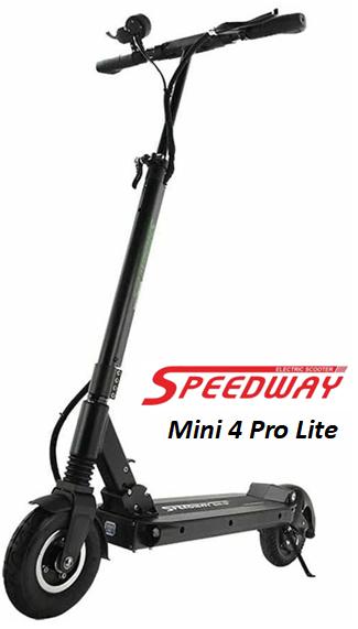 Speedway Mini 4 Pro Lite