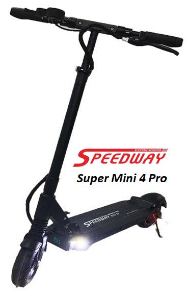 Speedway Super Mini 4 Pro