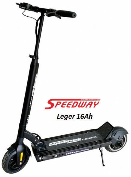 Speedway Leger - 15,6Ah