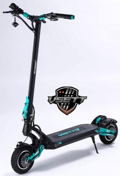 Trottinette électrique Vsett 9+ Pro vendue par Citytrott