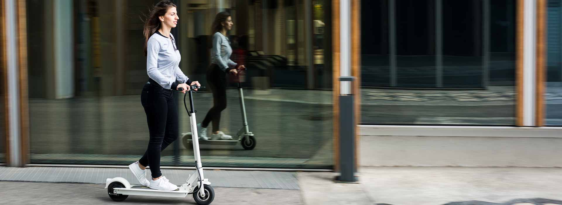 patinete electrico joyor electric scooter a f x model 22