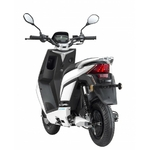 le scooter electrique youbee city 50 blanc