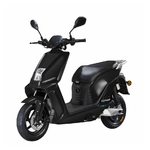 youbee scooter electrique city 50 noir