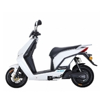 scooter electrique youbee city 50 blanc