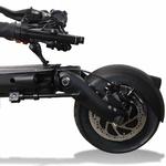 suspensions arrières de la trottinette électrique Dualtron Eagle Pro