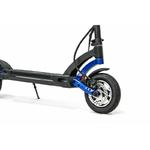 suspension et roue avant trottinette électrique kaabo-mantis-k800