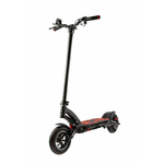 trottinette électrique kaabo-mantis-k800 finition rouge