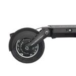 roue arrière et suspensions de la trottinette électrique Dualtron New
