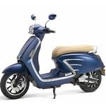B scooter tilscoot bleu mat ok