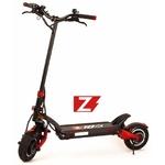 La trottinette électrique Z10x vue de face est vendue par Citytrott