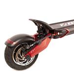 Suspensions arrières à bras oscillant et roues de 10 pouces de La trottinette électrique Z10x