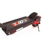 Deck large et stable de la trottinette électrique Z10x