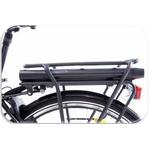 Véllia vélo à batterie sur porte bagage
