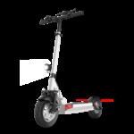 présentation de la trottinette électrique Y10 de Joyor en blanc