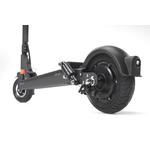 suspensions arrieres et béquille de stationnement et feu stop pour le trottinette électrqieu Joyor F5+