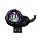 accelerateur et écran LCD de la trottinette joyor A1