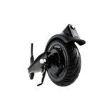 moteur brushless sur la roue arrière de la trottinette Joyor F3