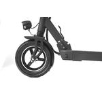 roues de 10 pouces sur la trottinette électrique X1 de Joyor