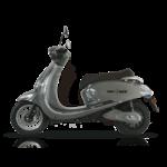 youbeemotors scooter électrique Heritage 50 de Youbee en gris